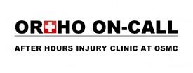 OSMC Ortho On-Call Injury Clinic Logo